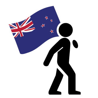 Allen with Flag_NZ